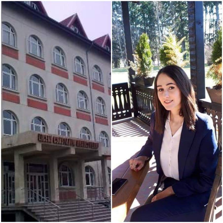 Cea mai mare notă la BAC din județul Vâlcea a fost obţinută de o elevă din Horezu