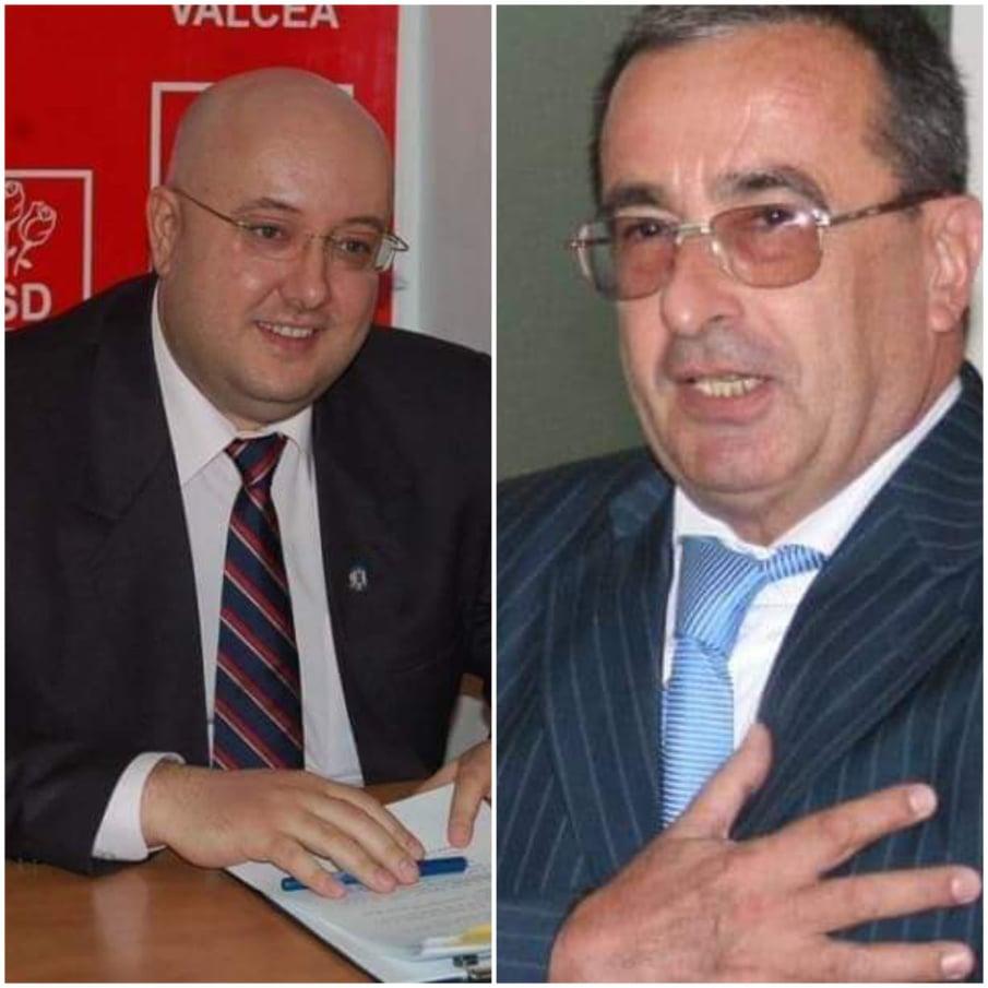 """Războiul declaraţiilor în CJ. Gică Păsat, pus la colţ de Constantin Rădulescu: """"Nu vreau să-mi însuşesc munca dvs., că nu aţi făcut nimic"""""""