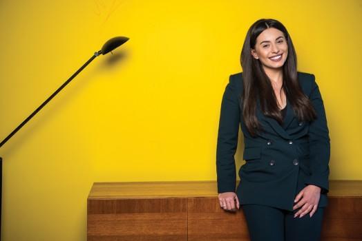 Adina Crăciunescu face parte din promoţia Forbes 30 sub 30 din 2019