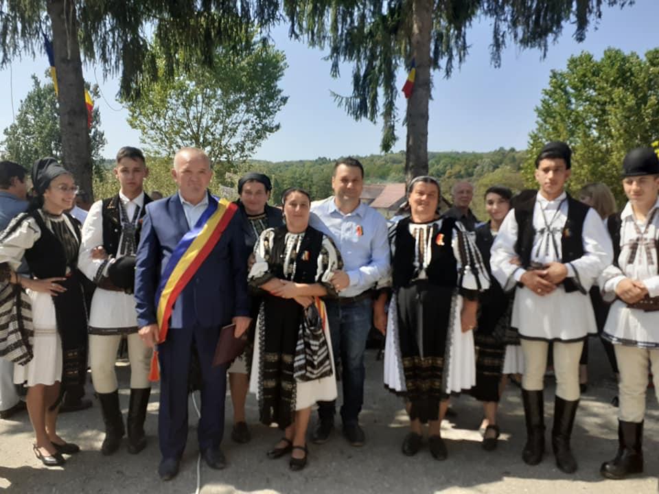 Duminică, 1 septembrie,  locuitorii comunei Goleşti au cinstit frumoasa lor comună