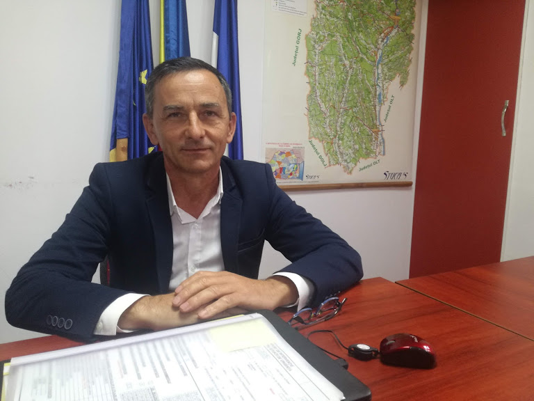 Primarul Cristian Birăruţi revitalizează comuna Alunu