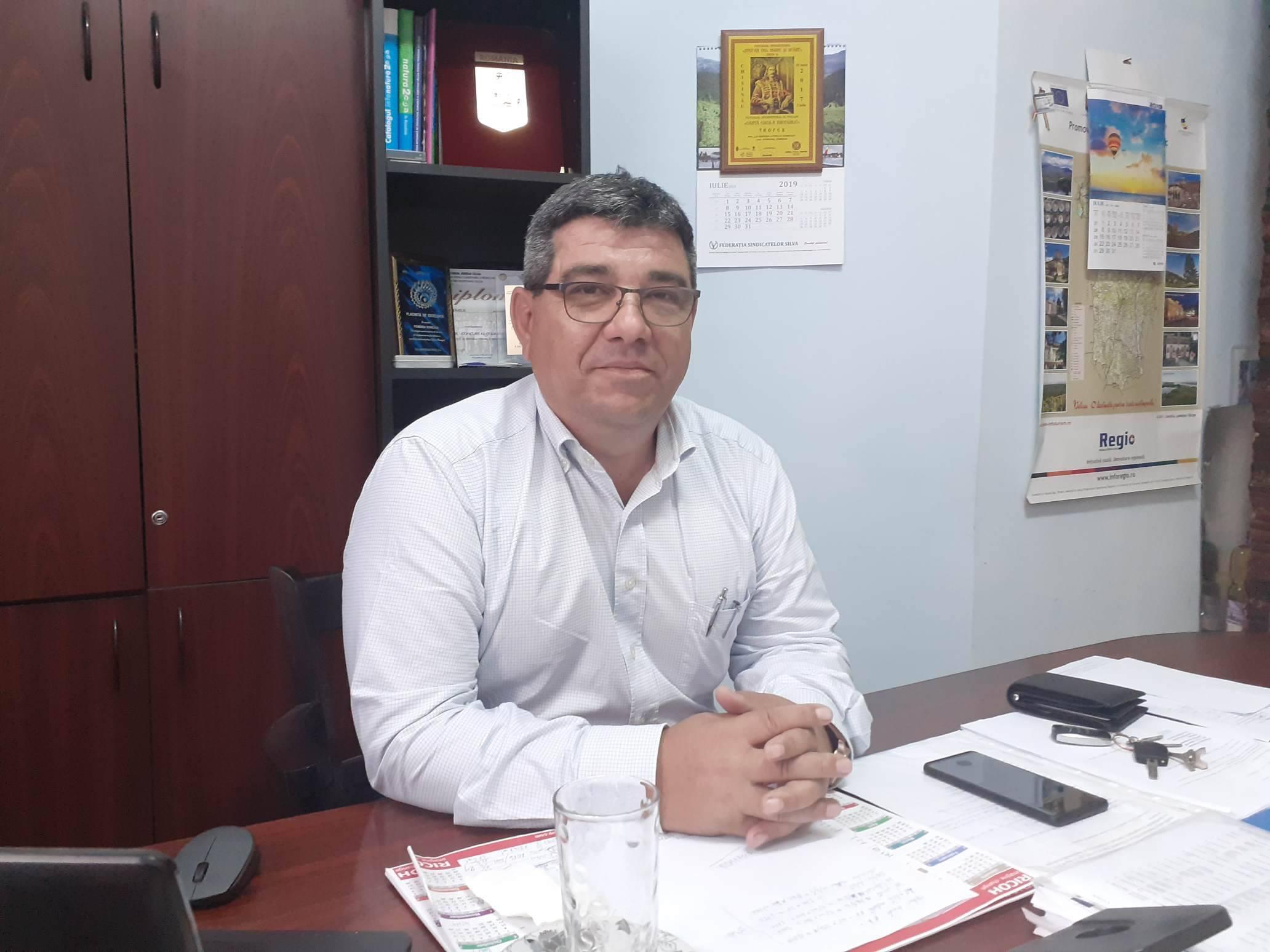 Gabriel Nastasescu a obtinut un nou mandat de primar al localittatii Voineasa, în urma unei victorii categorice