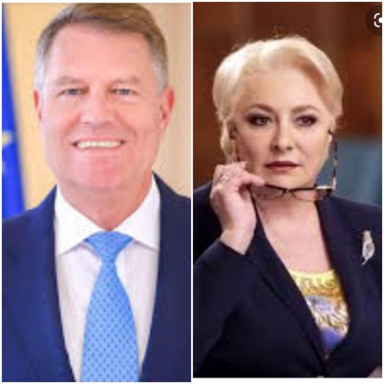 Klaus Iohannis, pe primul loc în intenţiile de vot pentru prezidenţiale, urmat de Viorica Dăncilă, la aproape 27% distanţă