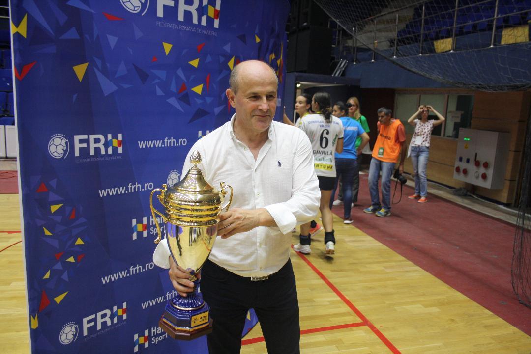 """Florin Verigeanu atacă dur Federaţia: """"Se încearcă atribuirea titlului echipei de pe locul 2, CSM Bucureşti"""""""
