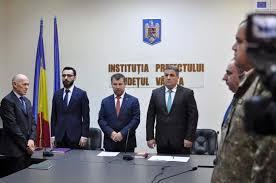 La Prefectura Vâlcea s-a desfășurat prima ședință din 2020 a Consiliului Consultativ al structurilor asociative din județ