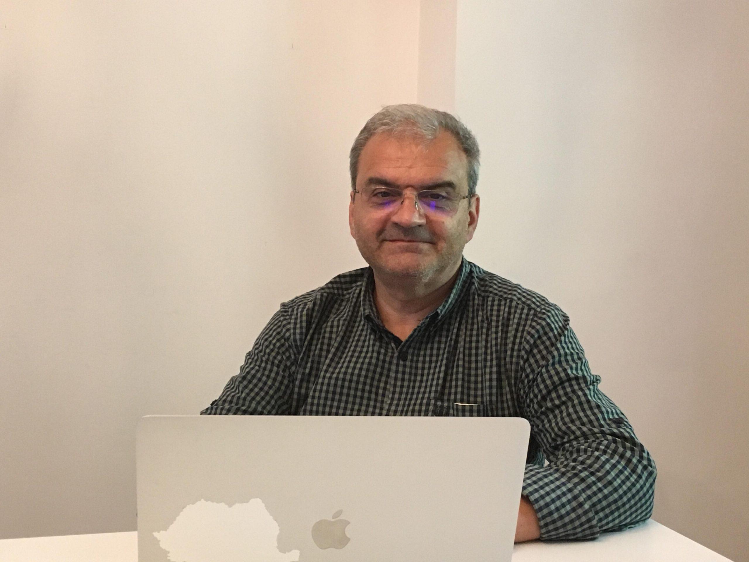 Apare un nou candidat interesant pentru Râmnic: Victor Giosan, membru în Biroul naţional al PLUS