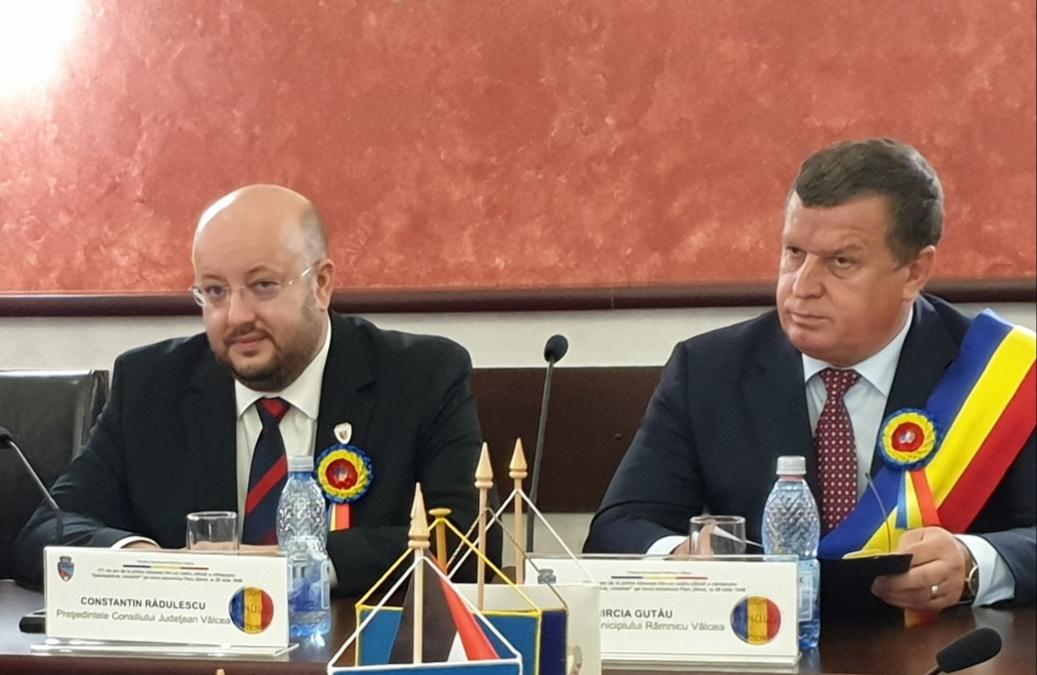 PSD Vâlcea face alianţă cu PER pentru alegerile locale