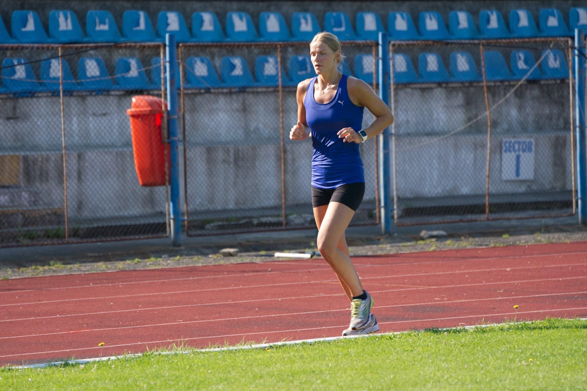 "Evgenija Minevskaja: ""Obiectivul meu este să joc bine la fiecare meci"""