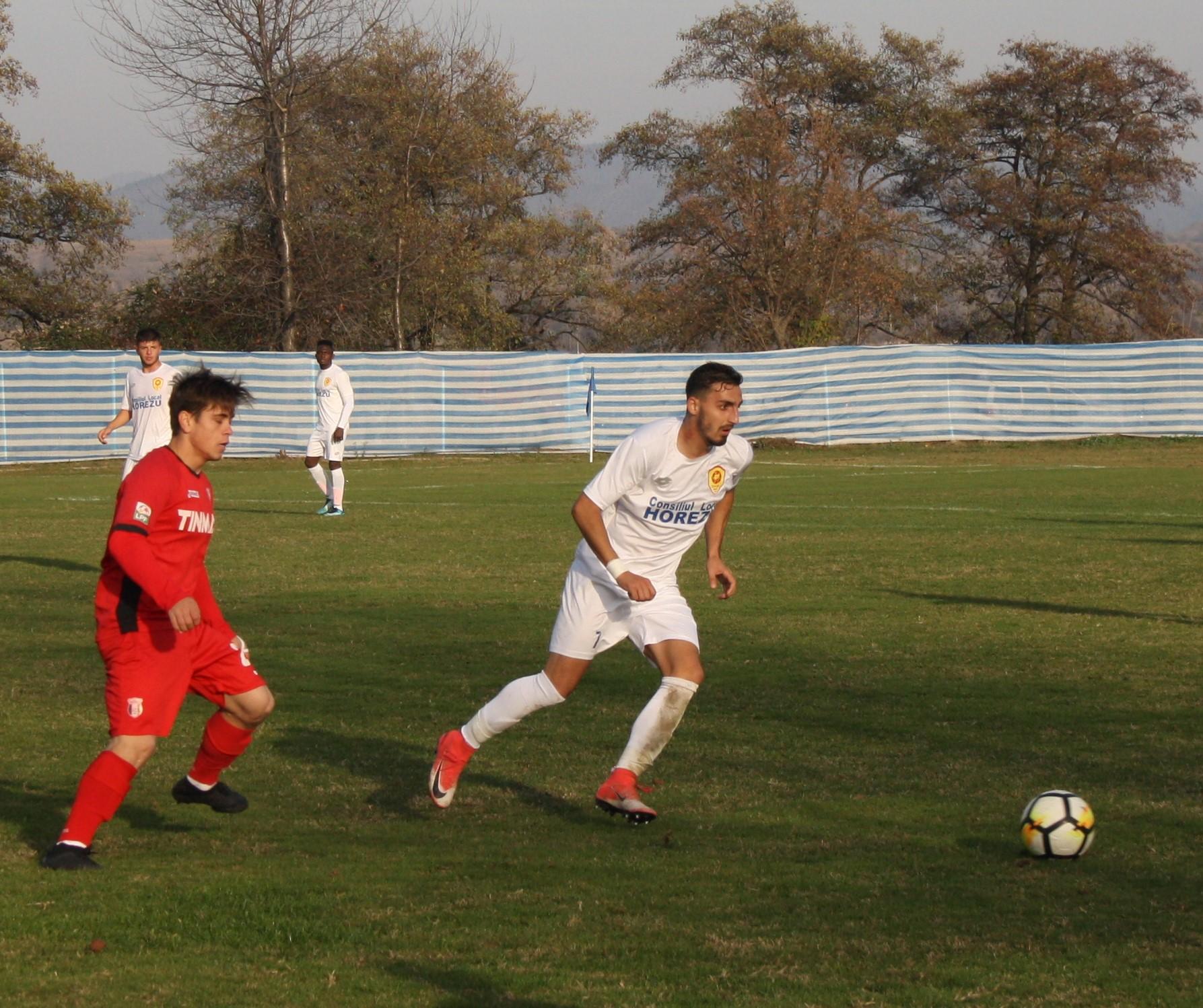 Radu Georgescu a părăsit Horezu pentru Dăeşti