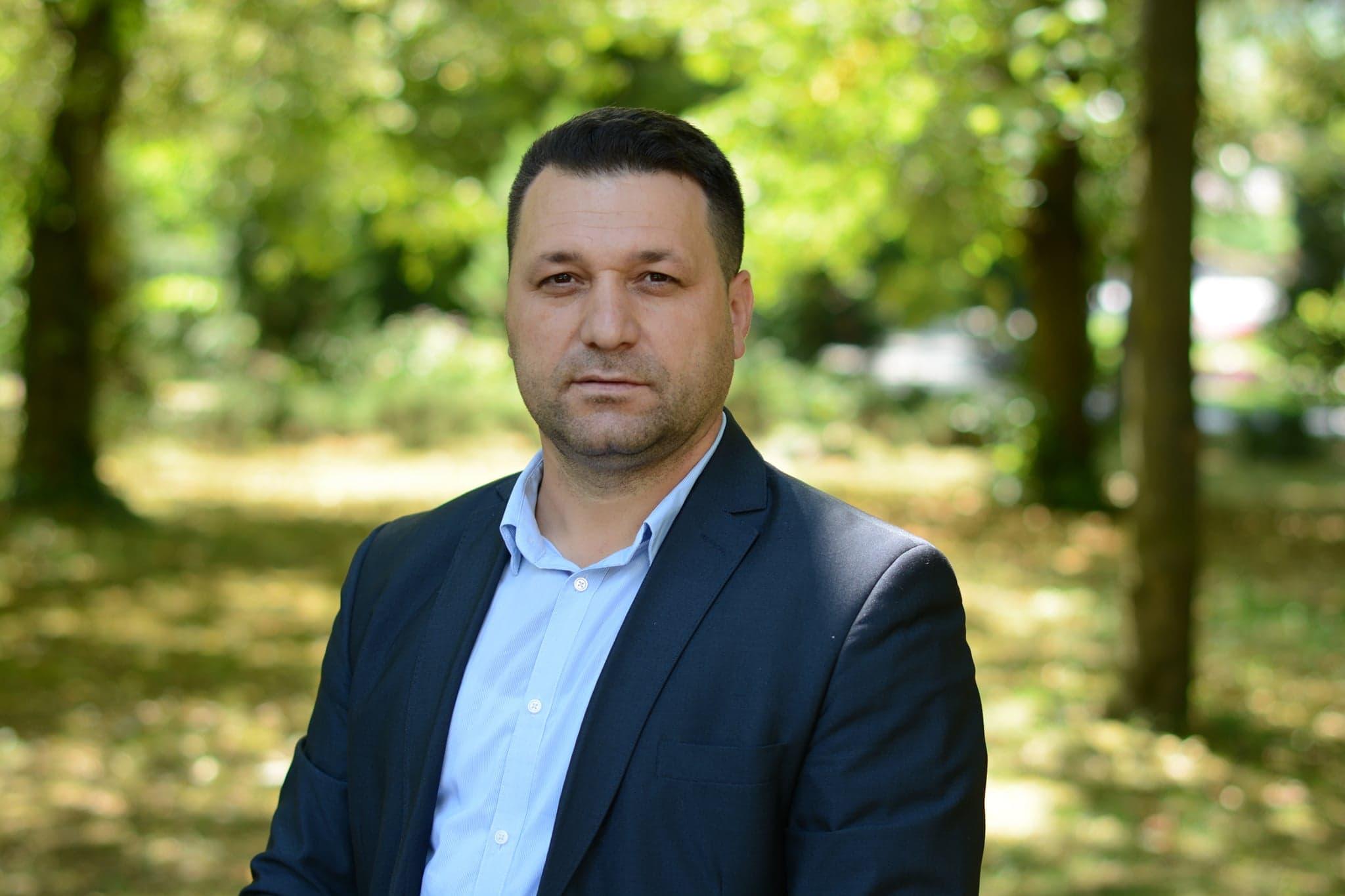 """Adrian Mitrache: """"Mulţumesc tuturor cetăţenilor pentru încrederea acordată"""""""