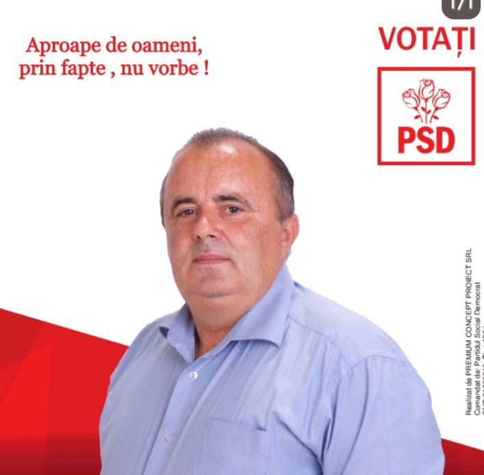 Ion Streinu, un primar recomandat pentru un nou mandat la Şirineasa!