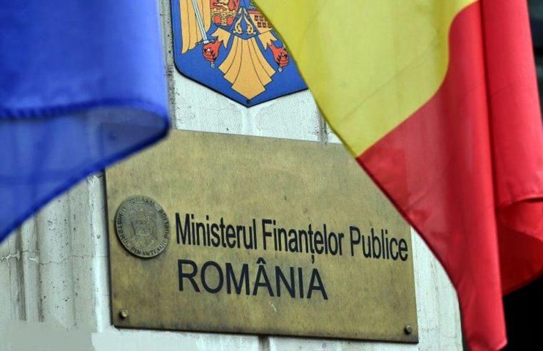 Ministerul Finanţelor: Eşalonări ale datoriilor restante de la declanşarea stării de urgenţă şi de prelungire a termenelor pentru executări şi accesorii
