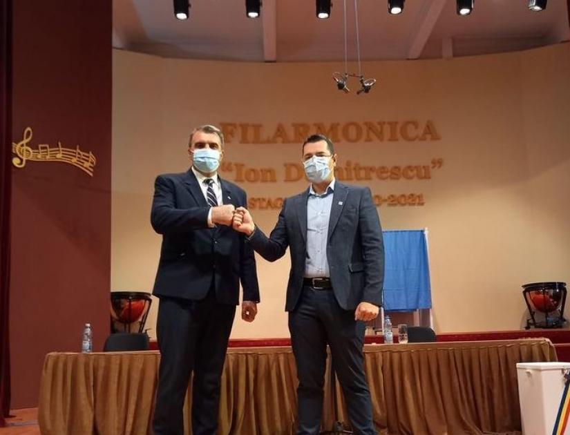 După două ședințe de Consiliu Local cu scandal, Virgil Pîrvulescu și Andrei Gheorghiu sunt noii viceprimari ai Râmnicului