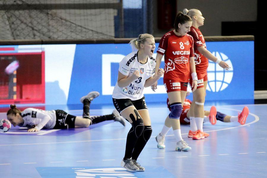 SCM sparge gheața în Liga Campionilor