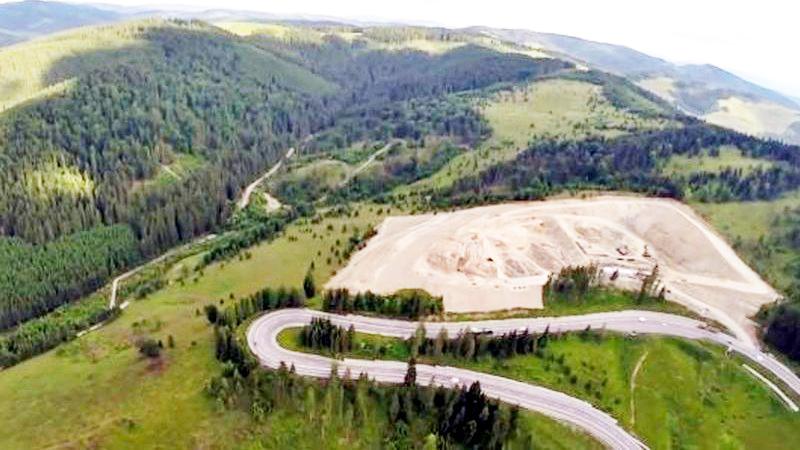Consiliul Județean Vâlcea a demarat procedura de licitație pentru construirea gropii de gunoi de la Roești