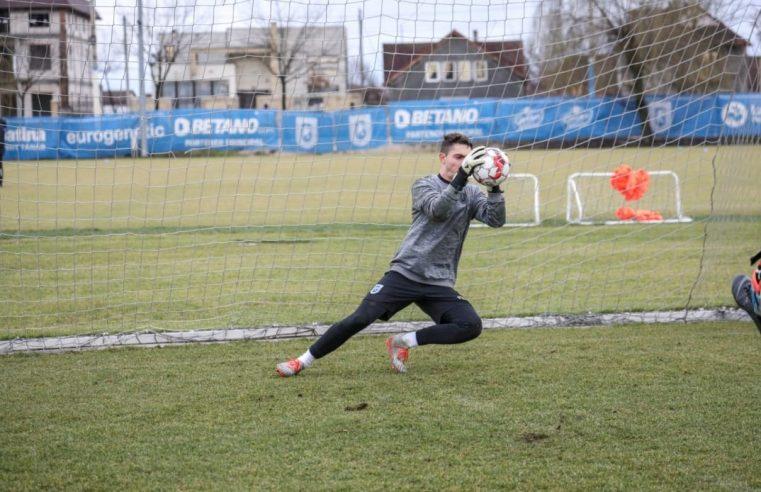 Bogdan Eftimie s-a transferat la Dăești