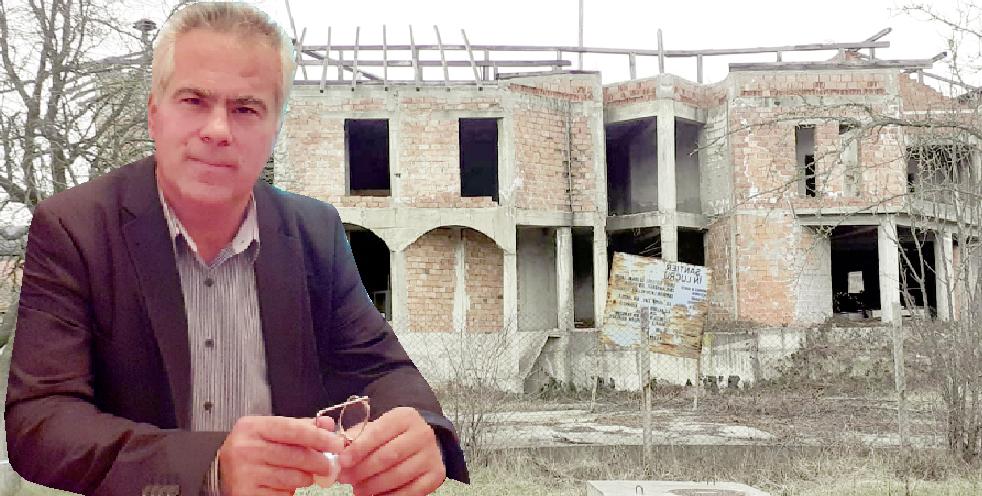 Se caută soluţii pentru ruinele căminul cultural din Amărăşti