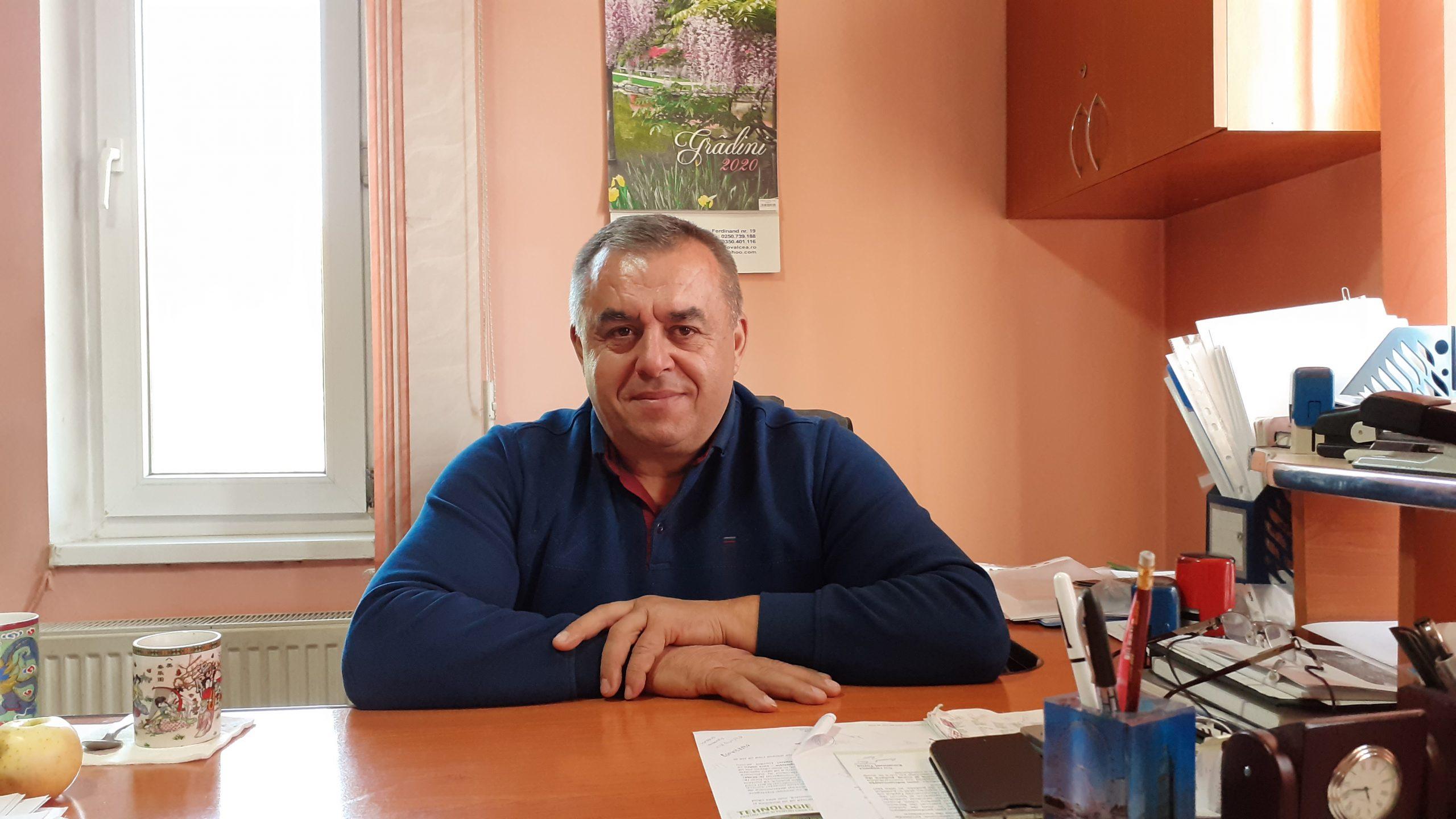 La Milcoiu se reface infrastructura calamitată cu bani pentru situaţii de urgenţă