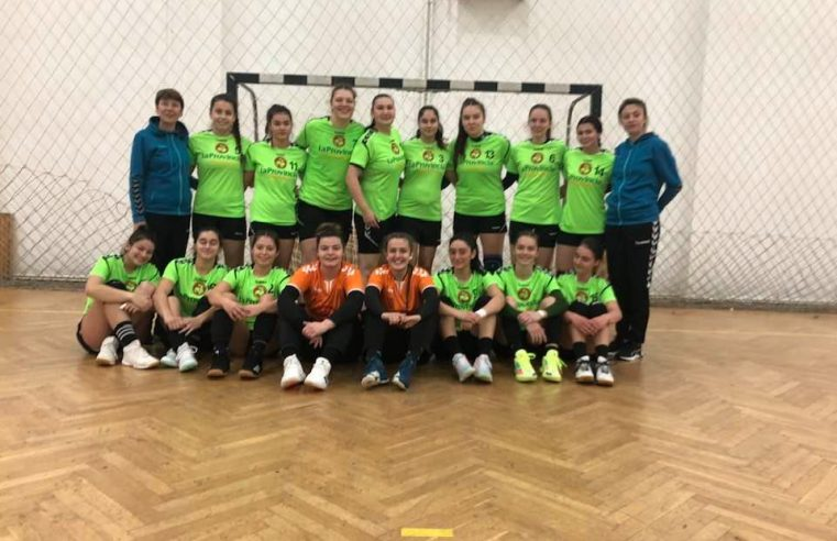 Chimia și-a aflat adversarii de la turneul final de junioare 1