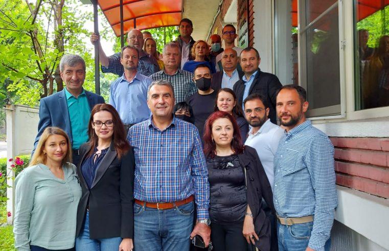 Virgil Pîrvulescu şi-a depus oficial candidatura la municipiu