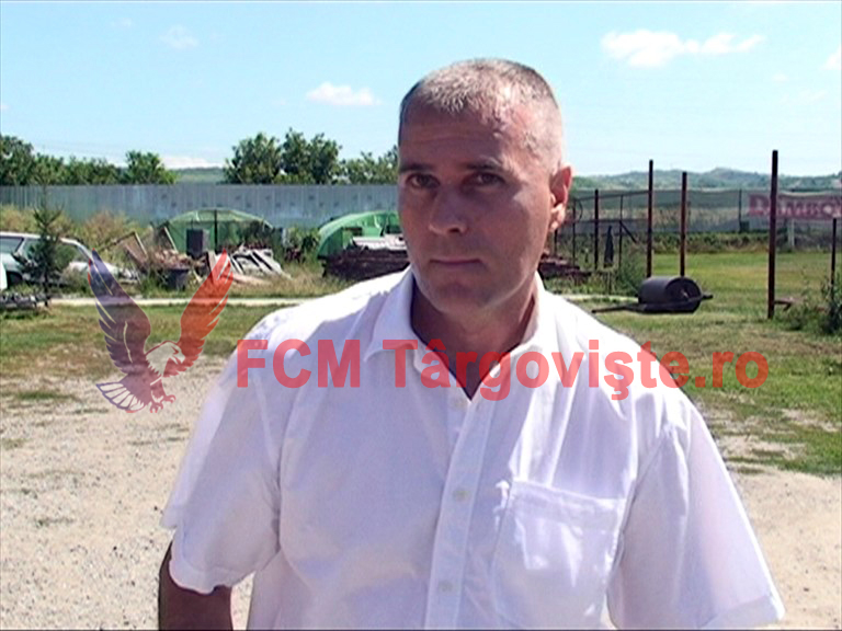 Constantin Diaconu, în discuții cu Flacăra