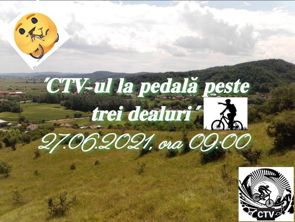 Acțiune de cicloturism în județul Vâlcea