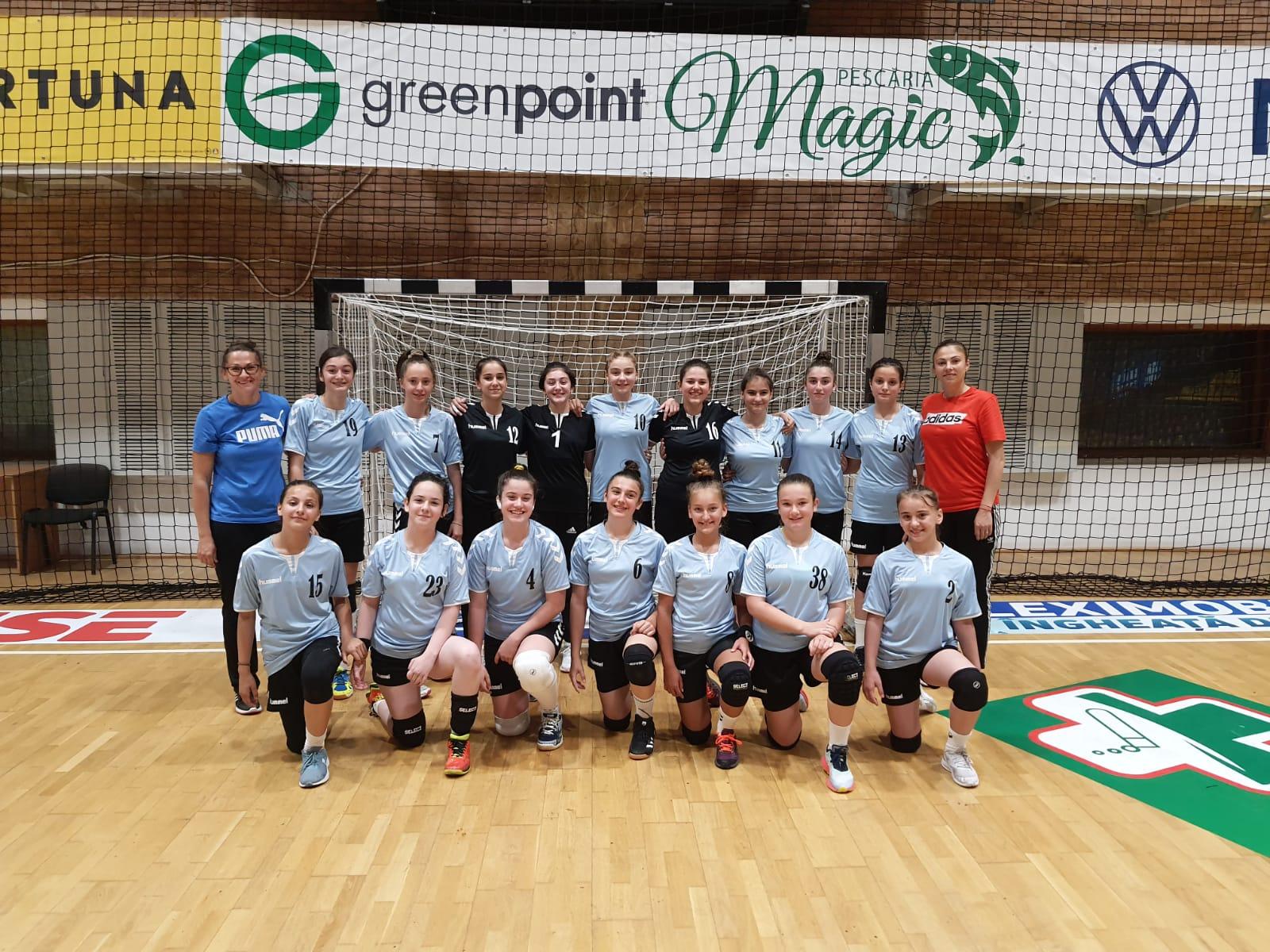 Chimia și Energetic merg la turneul semifinal de junioare IV