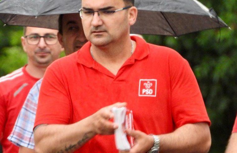 Mihăiţă George Blejan este noul primar al comunei Scundu