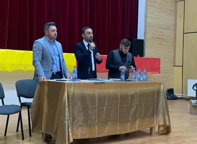 Ștefan Bizic, cel mai tânăr președinte din istoria PNL Babeni