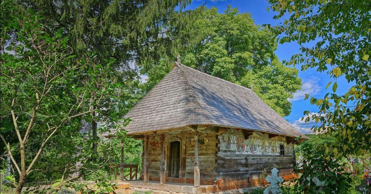Biserica din lemn din Popeşti, satul Urşi, proiect laureat cu cea mai înaltă distincţie în domeniul patrimoniului