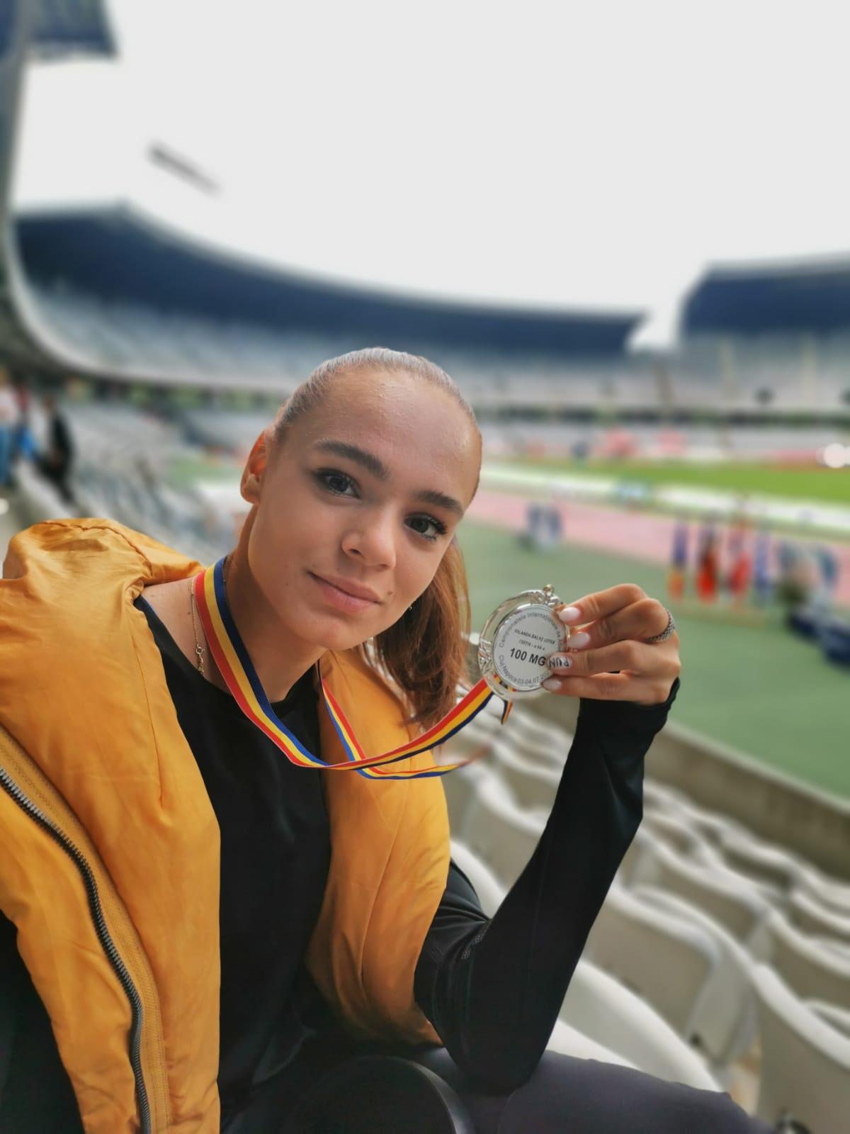 Record personal pentru Dana Govoreanu