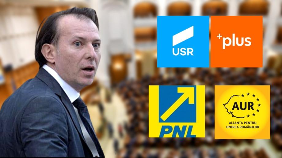 România, blocată într-o afacere de partid