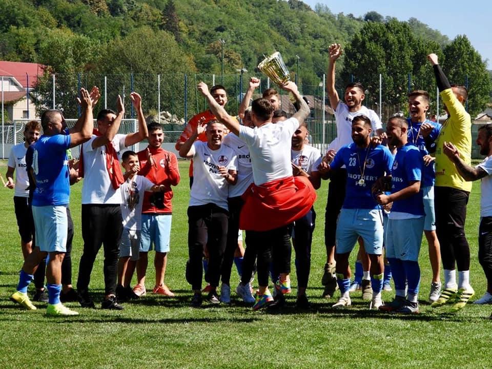 Sparta a câștigat Supercupa Vâlcii